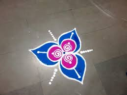 Small Picture Inspiring Small And Simple Rangoli 57 In Layout Design Minimalist