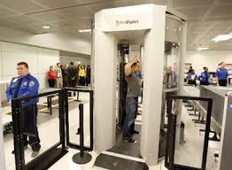 TSA Sued Over Airport Body Scanners