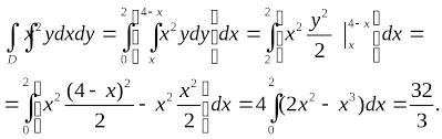 Потенциальное поле Используя тройной интеграл найти объем тела w расположенного в первом октанте и ограниченного поверхностями z 1 х 2 и у 1 х2 совместно с
