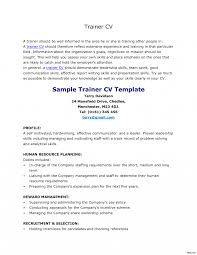 Personal Trainer Resume No Experience Personal Trainer Wellness Traditional Resume Resumes Best Example 12