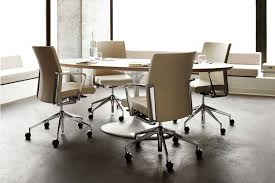 metal contemporary executive conference chair