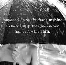 Beautiful Quotes On Rain And Love Best Of Rain Quotes Anyone Who Thinks That Sunshine Is Pure Happiness Has