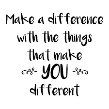 Making A Difference Quotes Magnificent Make A Difference Wall Quotes™ Decal WallQuotes
