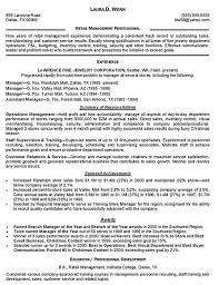 Resume Objective For Retail Best Resume Objective For Retail Unique Resume Career Summary Examples