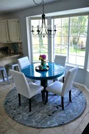 rug for kitchen table round kitchen table rug cowhide rug under kitchen table rug for kitchen table