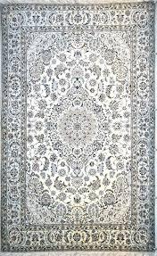 white knots oriental rugs wool rug item hf b