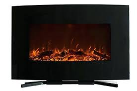 are fireplace tv stands safe this wall mounted electric fireplace boasts incredibly realistic flame technology and