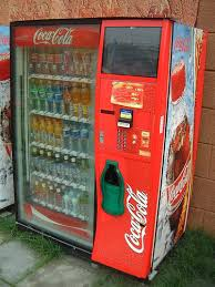 Coke Vending Machine Refund Stunning Video Coke Machines Sinosplice
