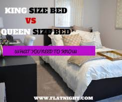 King vs Queen Size Bed