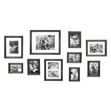 gallery wall tip avoid extra holes in walls blog kit frame perfect 9 piece matted art