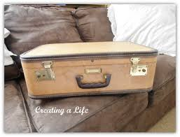 Old Suitcases Creating A Life My Vintage Suitcase Find