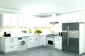 High Gloss White Kitchen Cabinets High Gloss Kitchens Home Amazing