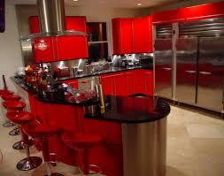 Retro Cherry Kitchen Decor Black And Red Kitchen Decor Cliff Kitchen