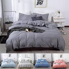 100 polyester fiber satin bedding set