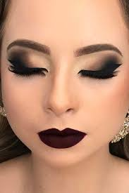 description smokey eye makeup ideas