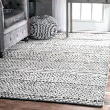 nu loom chevron striped indoor outdoor patio silver rug nuloom jute reviews
