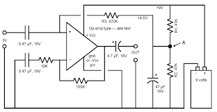 Single Supply Op Amp Design How To Trick An Op Amp Nuts Volts Magazine