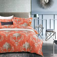 customized comforter sets fl duvet covers orange red blue green rose pattern 16 custom personalized you design 19 20 best bedding images on