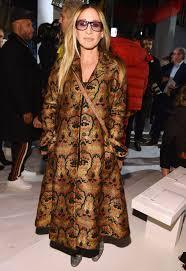 Front row stars at New York Fashion Week Stylist Magazine
