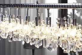 Beleuchtung Hängeleuchte Pendelleuchte E14 Led Metall Modern Silber