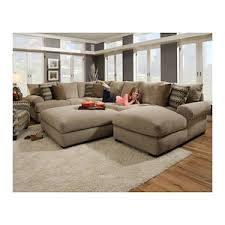 sectional couches. 3-Piece Sectional Sofa And Ottoman In Bacarat Taupe Couches O