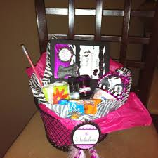 awesome bachelorette party gift basket