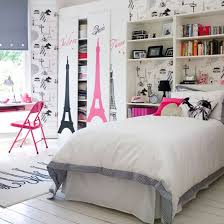 Bedrooms Vintage Paris Bedroom For Teenage Girls And Furniture