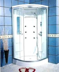 32x32 one piece shower stall sterling corner shower kit stalls kits rglass one piece awesome 32x32