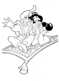 Small Picture Coloring Pages Coloring Page Princess Jasmine Pages Free Disney