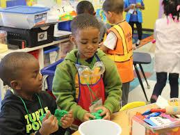 Preschoolers consider career goals | Education | herald-review.com