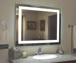 bathroom com wall mounted lighted vanity mirror led mam84032 bathroom mirrors bathroom vanity wall mirrors