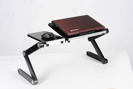 computer stand desk desktop on wheels review and photo 15