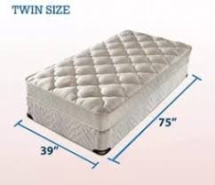 twin mattress. The Twin Size Is Also Known As Bunk. Perhaps, You Already Knew That,  Perhaps Not, Either Way, Surely Can See The Connection Now. Twin Mattress