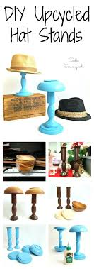 Wooden Hat Stands For Display Wooden Hat Display Stand Wooden Cap Display Wall Rack Vuse 45