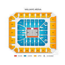 Williams Arena Seating Chart Related Keywords Suggestions