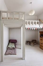Loft Beds For Small Rooms 385 Best Kids Rooms In Small Spaces Images On Pinterest Bedroom