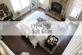 area rug sizes for living room. area-rug-size-guide area rug sizes for living room