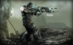 gears of war gears of war 3 carmine wallpaper 1440x900 181695