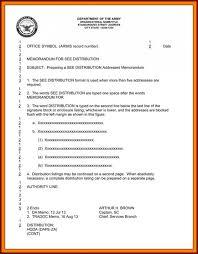 Memorandum Samples Templates
