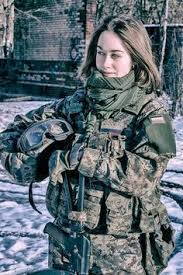 Sexy Russian Red Army Girls Hot Nude