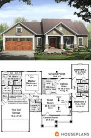 ideas about Small House Plans on Pinterest   House plans    small bungalow house plan   huge master suite sft House Plans plan
