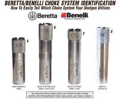 Briley Choke Tube Chart Light Modified Beretta Benelli Mobil Briley Spectrum Choke Tube Sporting Clays