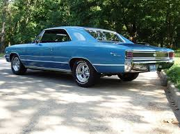 ChevysfromLG 1967 Chevrolet Chevelle 11880571 | American Muscle ...