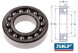 1308ektn9 C3 Skf Self Aligning Ball Bearing 40x90x23mm Skf