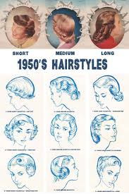 Women Hair Style Names best 10 1950s hair ideas vintage hair 50s wedding 3432 by wearticles.com