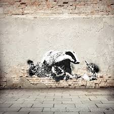 create banksy artwork in photoshop on how to create wall art in photoshop with how to create a banksy style photoshop image