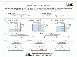 3Rd Grade Measurement Worksheets – Guillermotull.COM