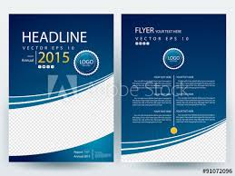 abstract vector modern flyer design brochure design template annual report book cover
