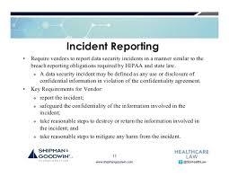 Hipaa Incident Report Under Fontanacountryinn Com