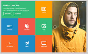 Onlineume Website Examples Self Vcard Theme Builder Top Create